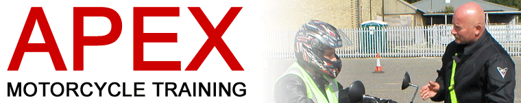 Apex Motorcycle Training logo