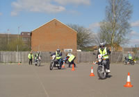 Exceptional Rider Training course