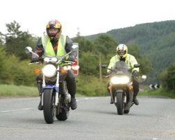 Entrenamiento CBT en carretera