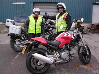 Ridesafe Motorcycle School sportsbike