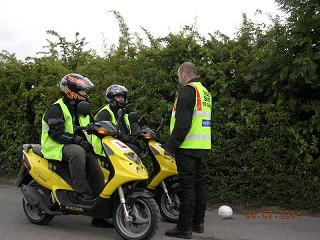 Ridesafe Motorcycle School scooter training
