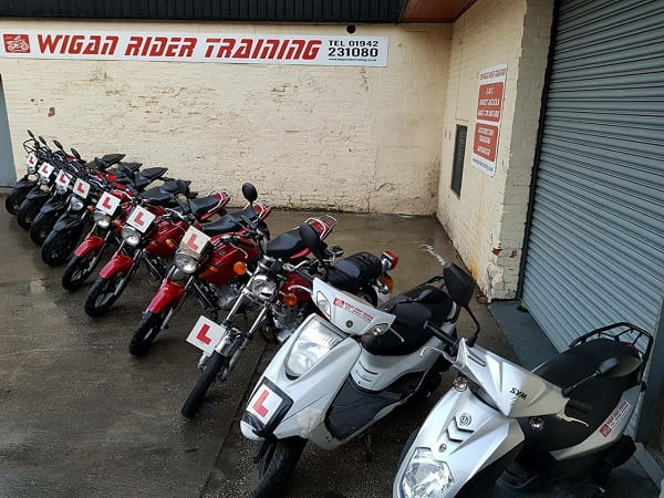 Wigan Rider Training Fleet