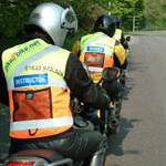motorcycle image - training