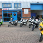 LDC motorcycle training office