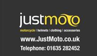 JustMoto Logo
