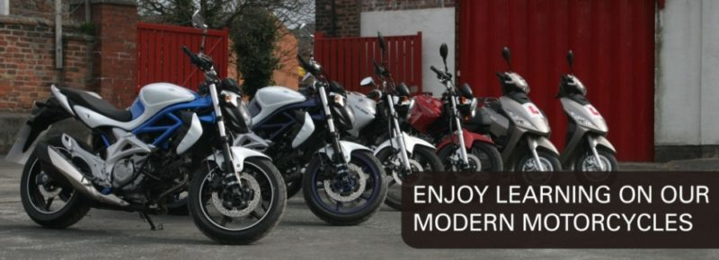 motorcycle fleet