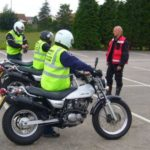 Off road training roadrider school of motorcycling