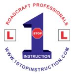 1 Stop Instruction logo