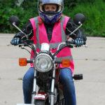 Learner motorcyclist