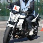 Motorcycle trainee