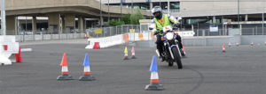 Motorcycle Hazard Perception and Theory Tests