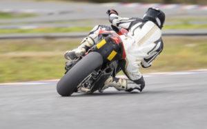 Curvas de motocicleta