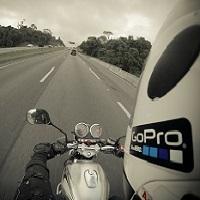 motorbike helmet camera