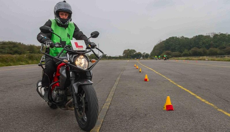 Vale moto training pad