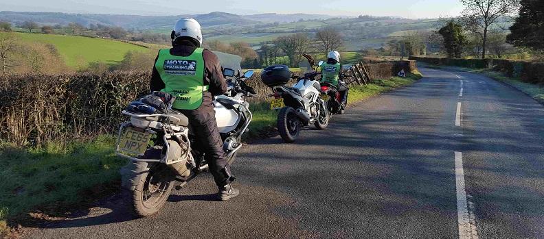 vale moto rider training