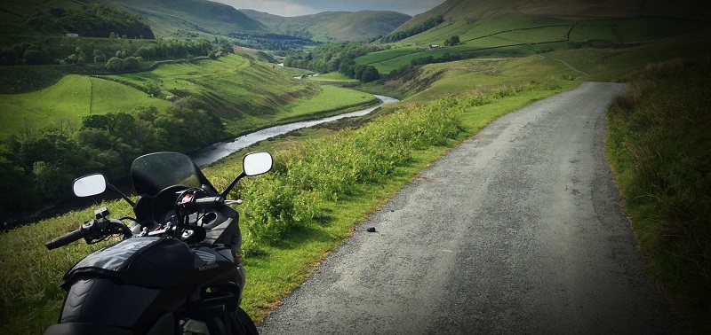 Motorcycle Training in Cumbria