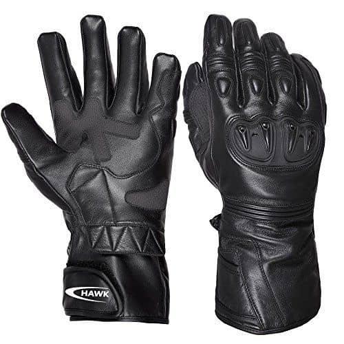 Hawk motorcycling gloves - summer