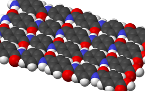 kevlar molecules