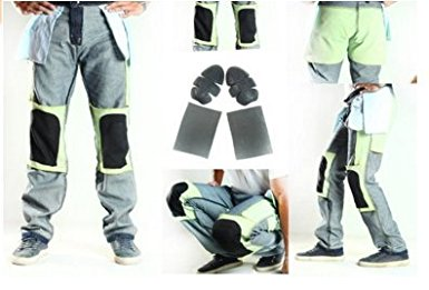 inside out view of motorcycle kevlar jeans