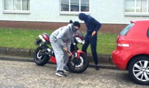 Motorcycle Security – How To Foil The Lowlife