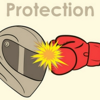 protective-motorcycle-gear icon