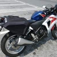 motorbike panniers