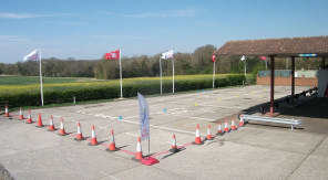 Kent Motorcycles Training Site