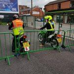 MotoGB Rochdale Training Pad
