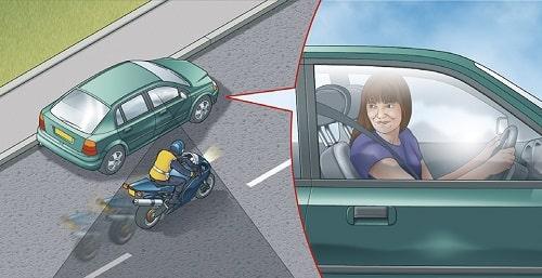 Highway code illustration