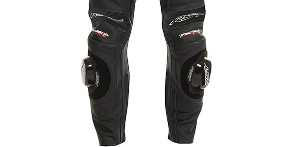 Knee protection on trousers