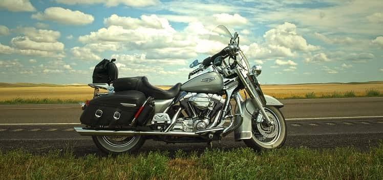 Crusier motorbike