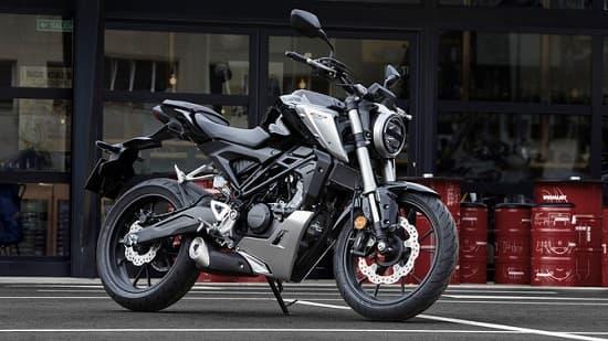 Honda cbr125 neo