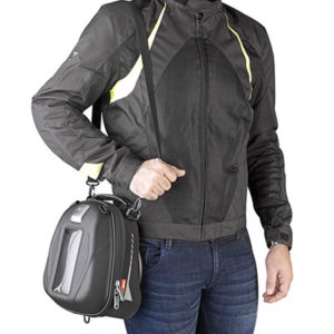 Givi ST602 with strap