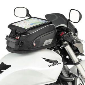 Givi Xstream - bike view