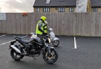 Elite Rider Training Pad