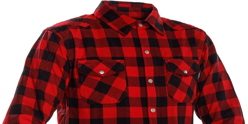 Richa Lumber armoured shirt
